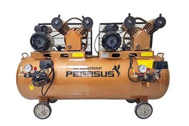 Máy nén khí piston Pegasus TM-V-0.25/12.5x2-3HPx2-230L