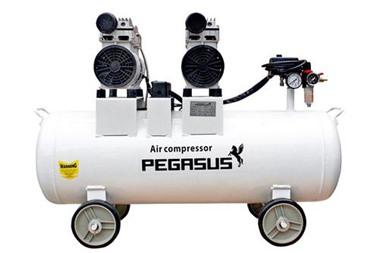 Máy nén khí giảm âm Pegasus TM-OF550-35L